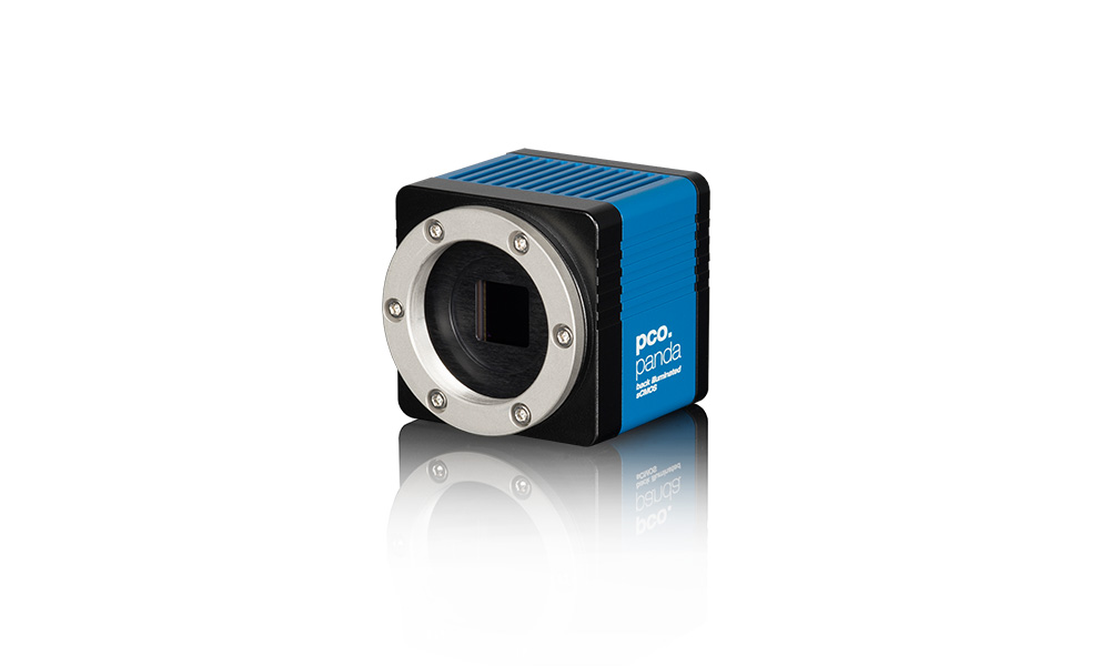 pco.panda bi UV sCMOS camera without mount