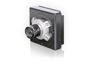 pco.1400 CCD camera system side view image preview