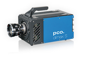 pco.dimax S series highspeed camera