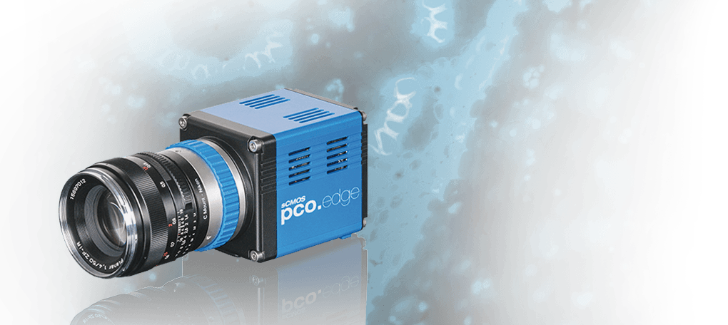 a blue scientific CMOS camera called pco.edge